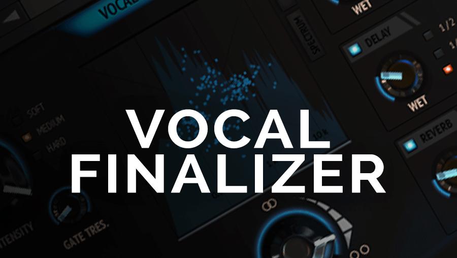 Vocal Processing – Software FX – ADSR
