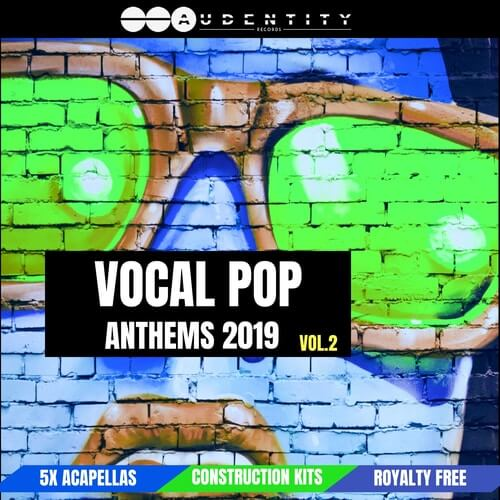 Vocal Pop Anthems 2