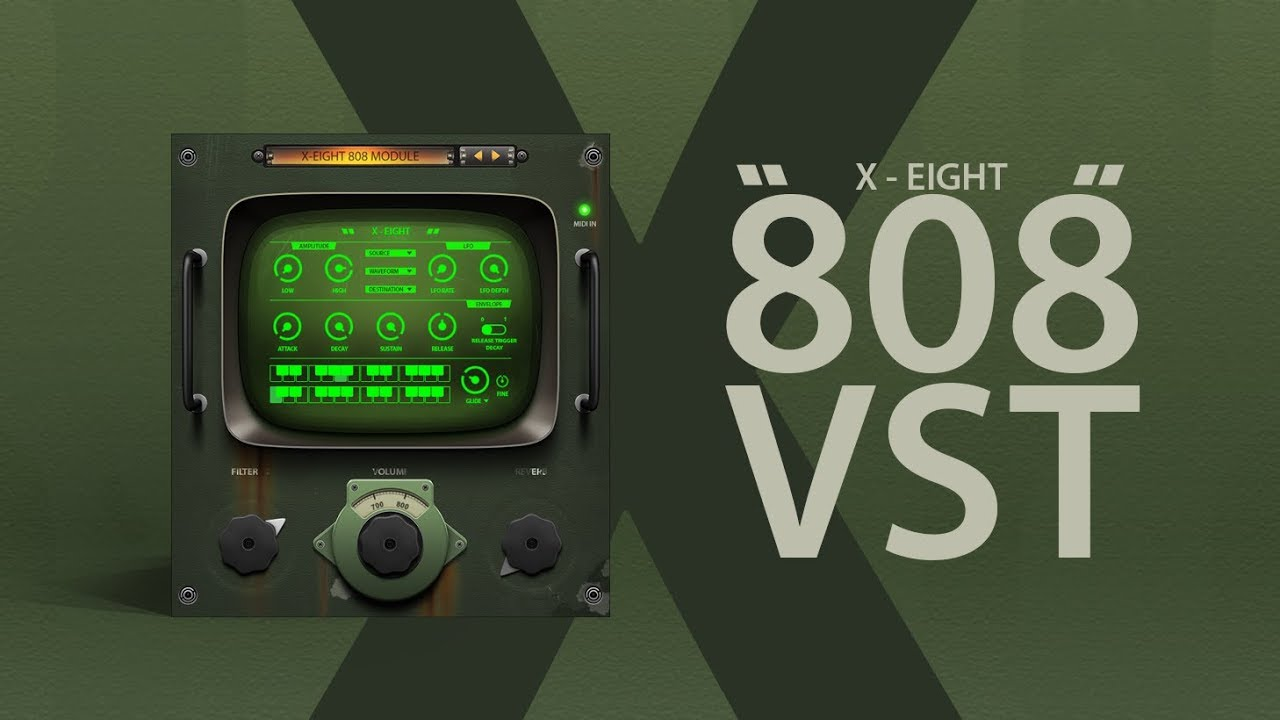 Video related to X-EIGHT 808