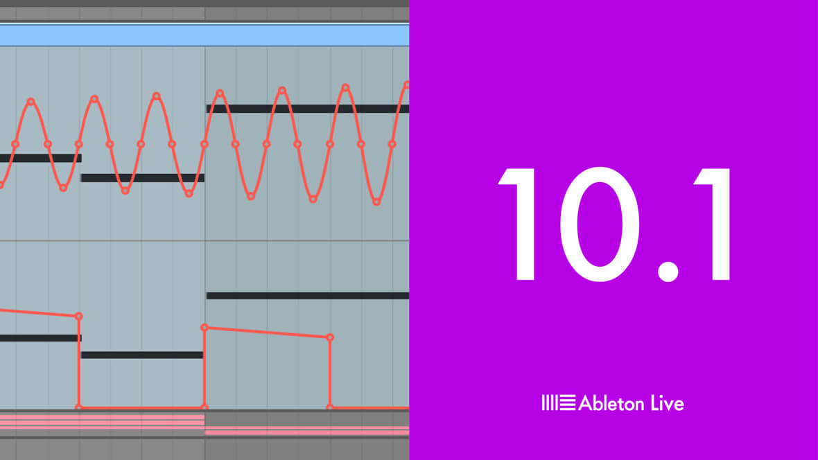 Ableton Releases Live 10.1 Update