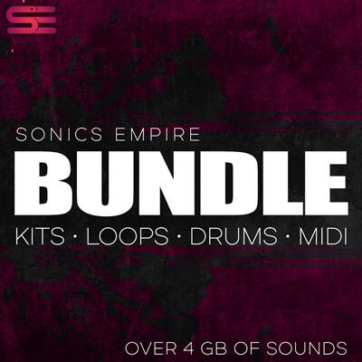 Hip Hop, Trap, RnB & Soul: 8 Packs for $20