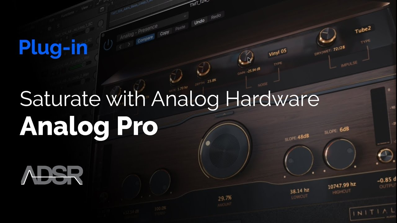 Video related to Analog Pro