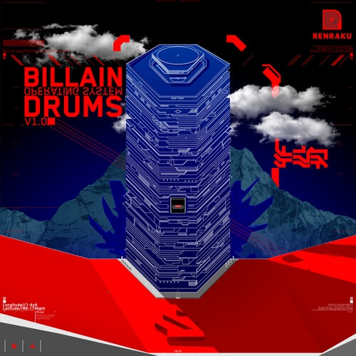 Billain Operating System: Drums