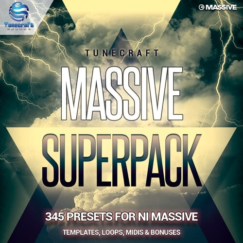 Tunecraft Massive Superpack
