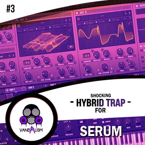 Shocking Hybrid Trap For Serum 3