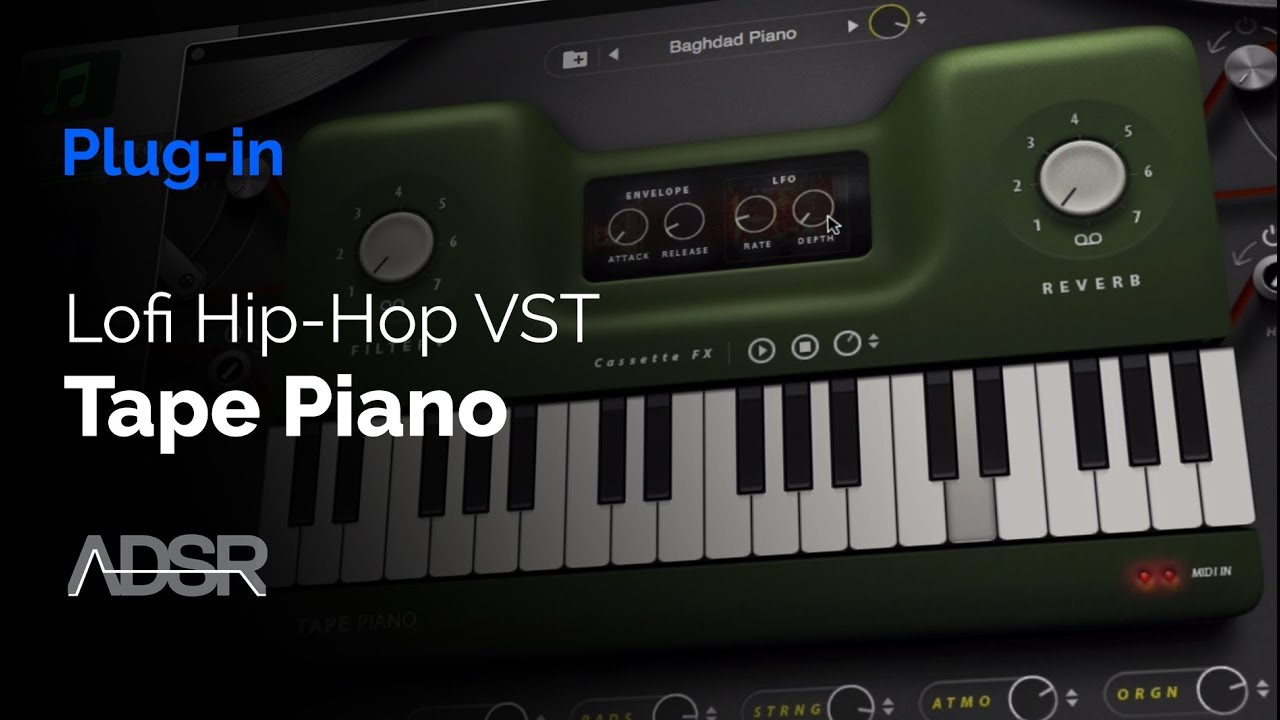 Video related to Tape Piano Bundle
