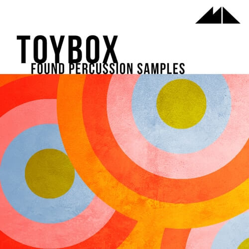 Toybox - Found Percussion Samples