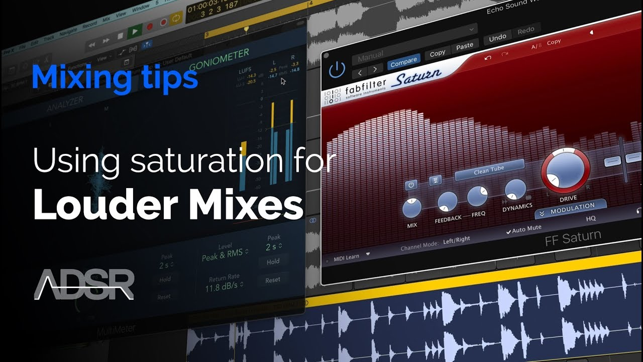 Mixing Tutorials – ADSR