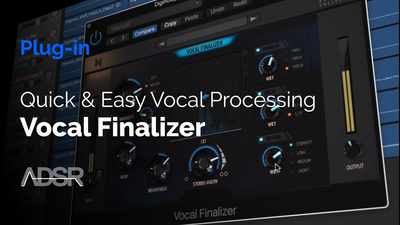 Video related to Vocal Finalizer