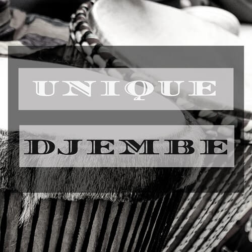 Unique Djembe