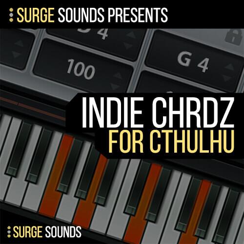 Indie Future Bass II - Serum & Cthulhu Presets - ADSR