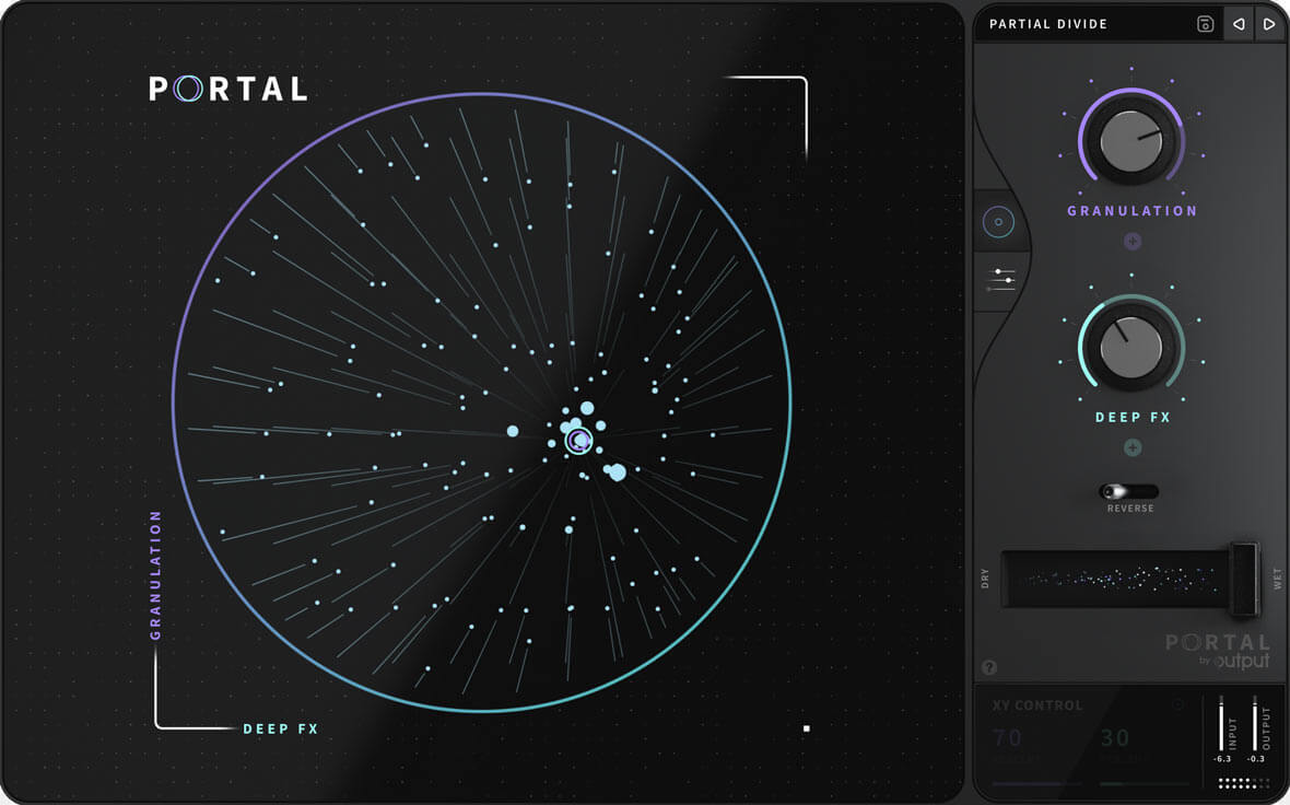 Output Releases PORTAL, Granular Synthesis FX Plugin