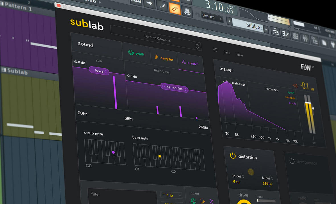 SubLab Is A New Synth Specifically For Sub Bass