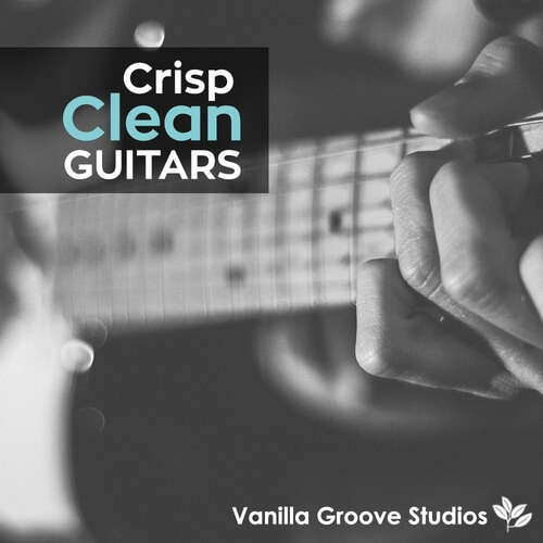 Crisp Clean Guitars Vol.1