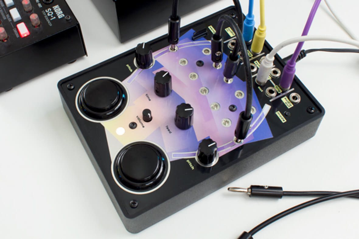 The Delaydelus 2 Is A Modular-Friendly Sampler and Delay Instrument