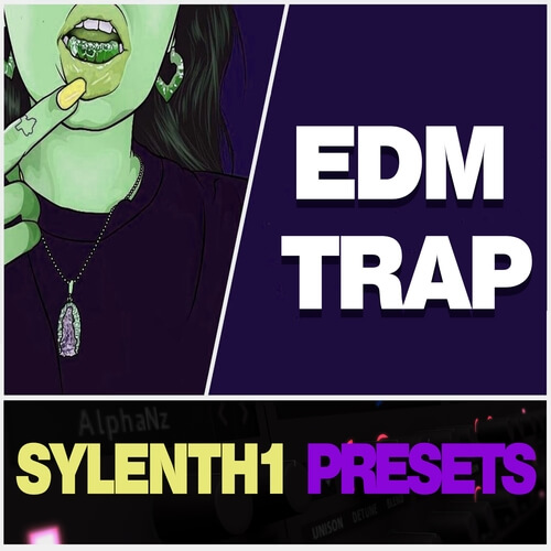 EDM TRAP PRESETS + DRUM KIT
