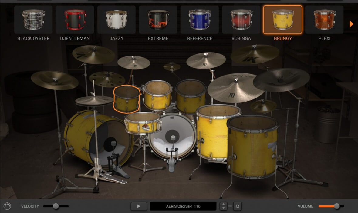 IK Multimedia Announces MODO Drum, Physical Modelling Drum Kits