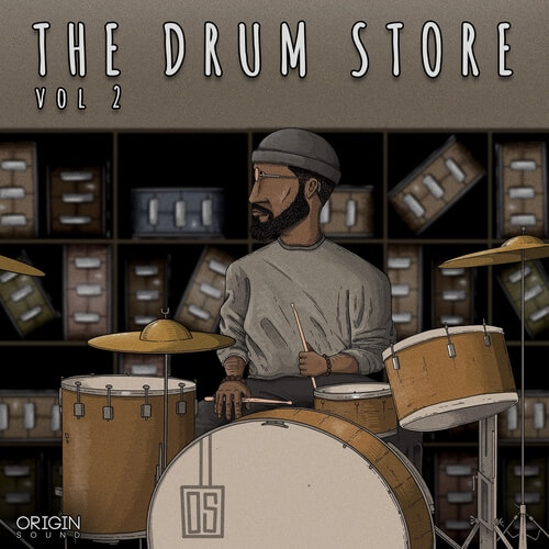 The Drum Store - Vol 2