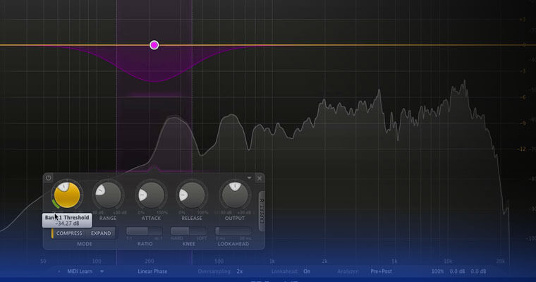 Advance EQ & Compression for Vocal Production