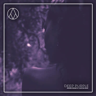 Deep Purple - Serum Presets & Skin