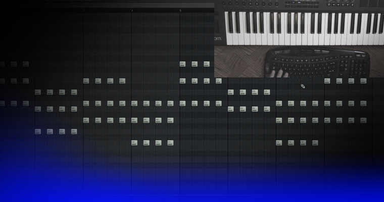 FL Studio Course - Learn how to play piano for beat makers
