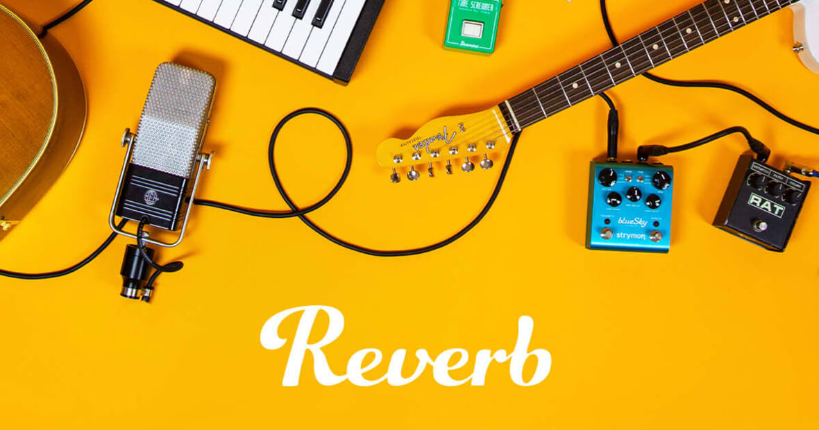Reverb.com Has Been Acquired By Etsy For $275 Million