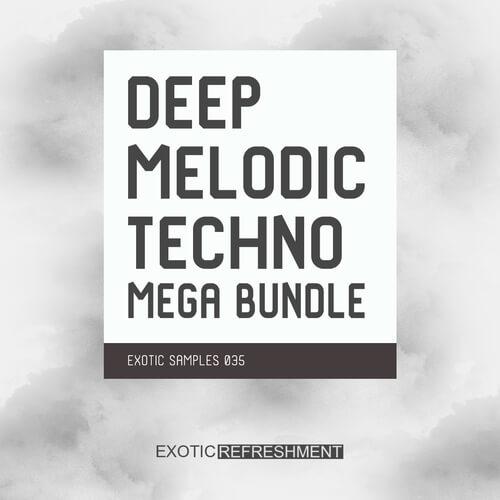 Deep Melodic Techno Mega Bundle