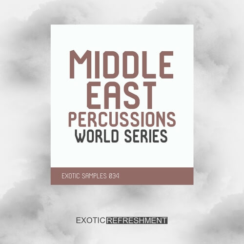 Middle East Percussions - World Series