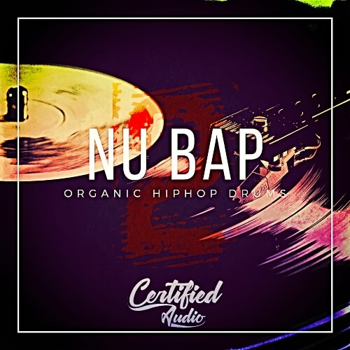 Nu Bap Organic HipHop Drums 2