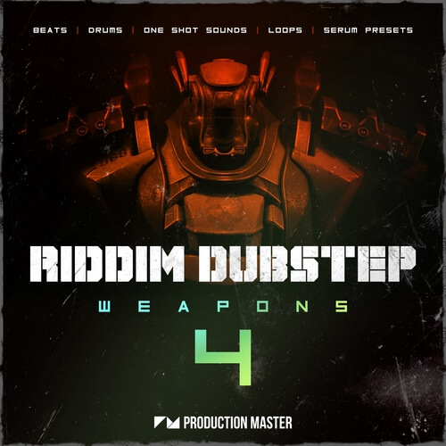 Riddim Dubstep Weapons 4