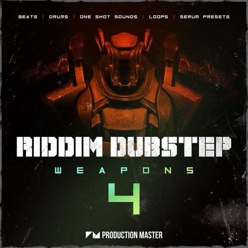 Riddim Dubstep Weapons 4