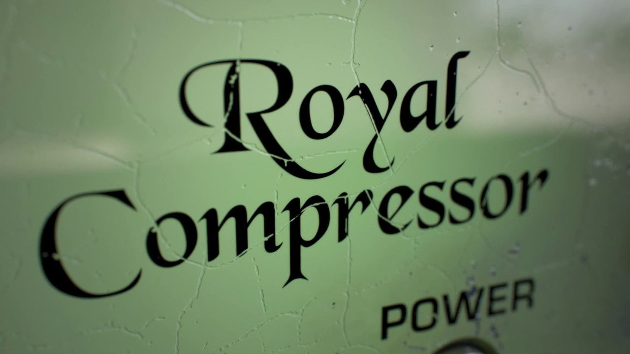 Video related to Royal Compressor