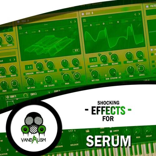 Shocking Effects For Serum