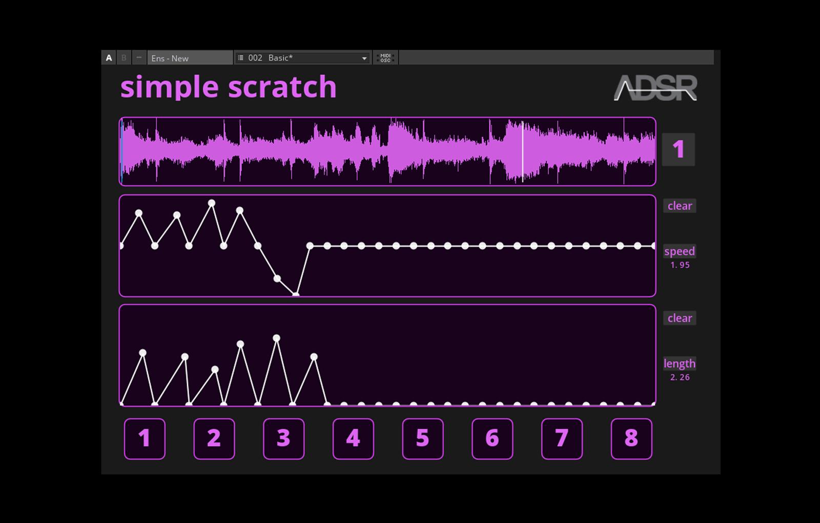 Simple Scratch