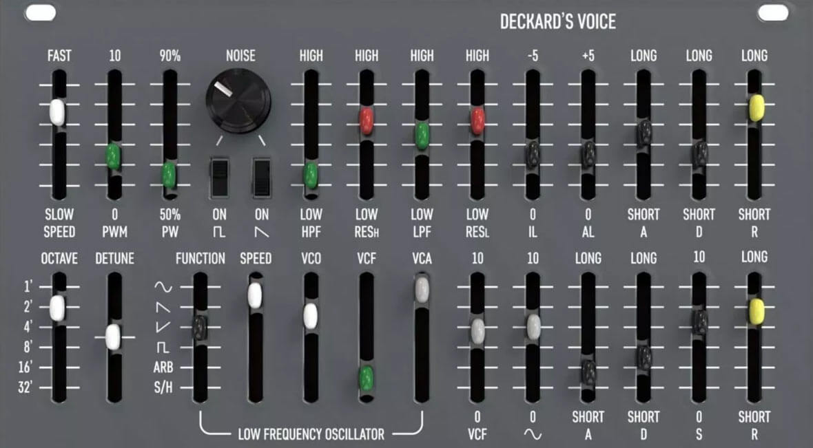 Deckard's Dream, Yamaha CS-80 Clone, Will Soon Be A Eurorack Module