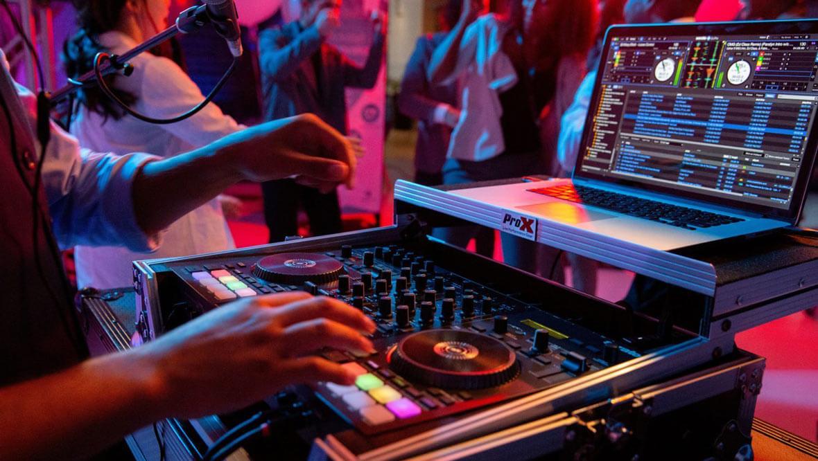 Roland Announces The DJ-707M DJ Controller
