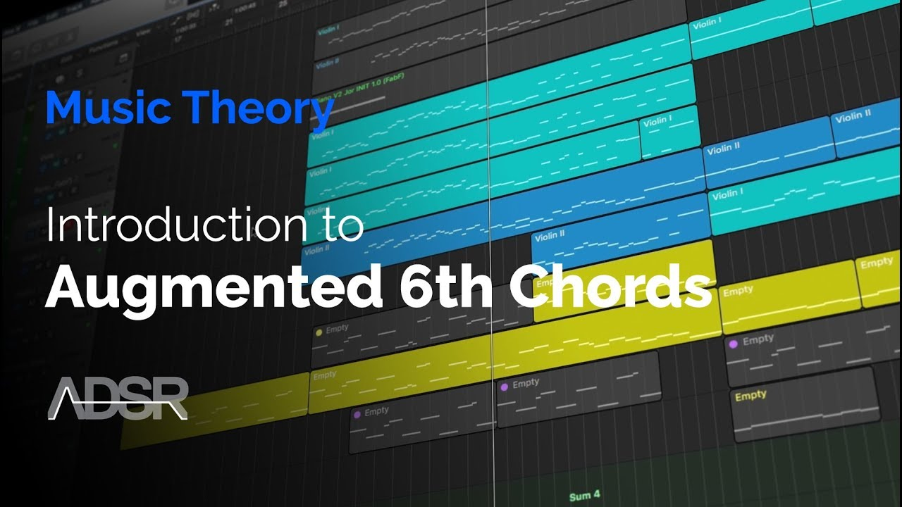 Music production tutorials for electronic music producers - ADSR
