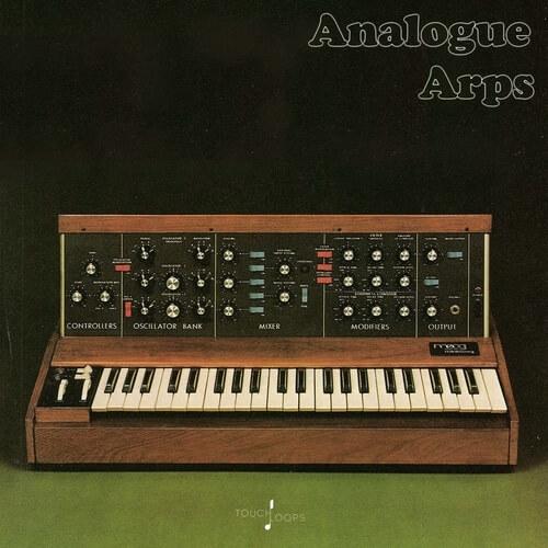 Analogue Arps + MIDI
