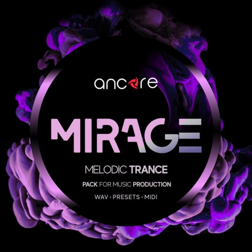 MIRAGE Melodic Trance Producer Pack