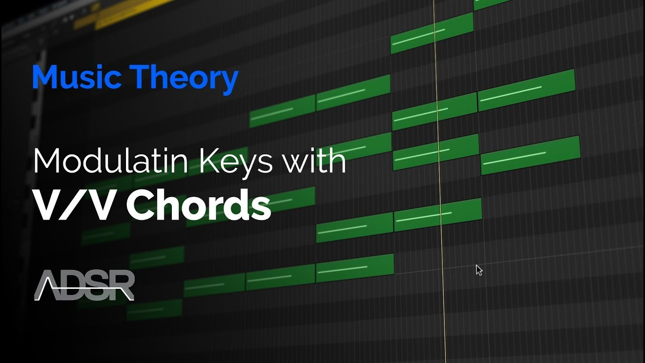 Music Theory Tutorials – ADSR