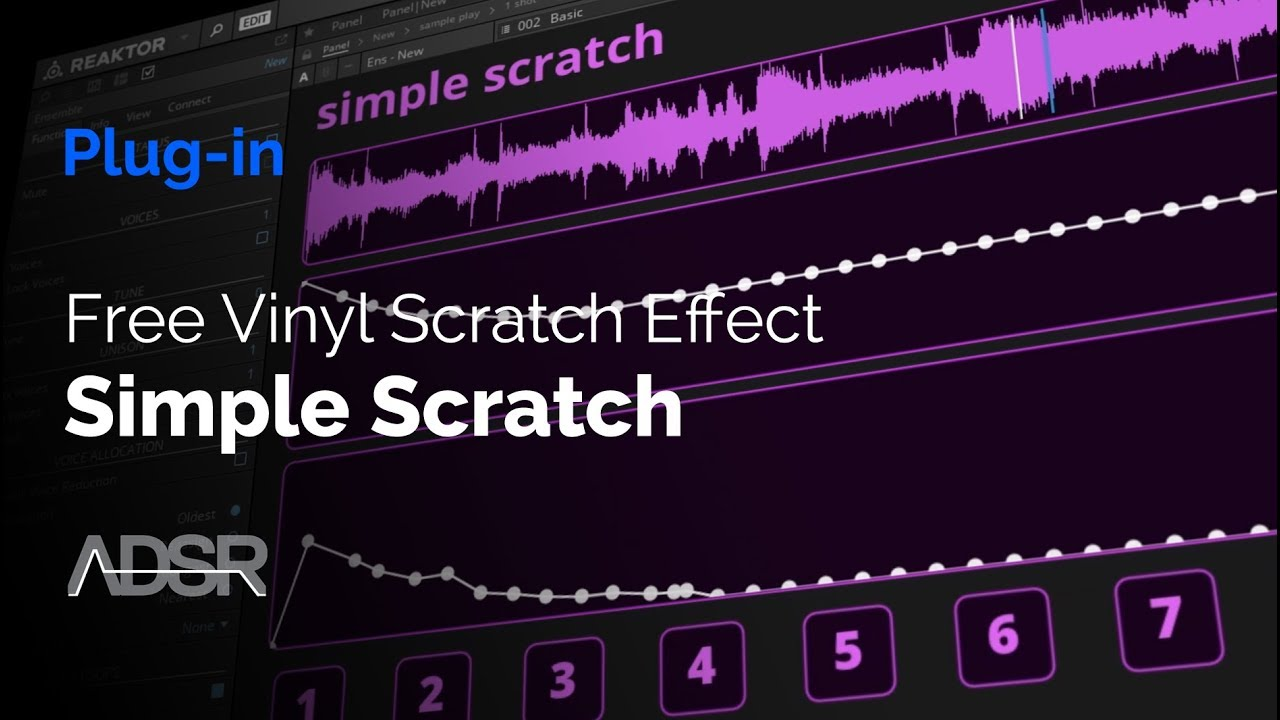 Video related to Simple Scratch