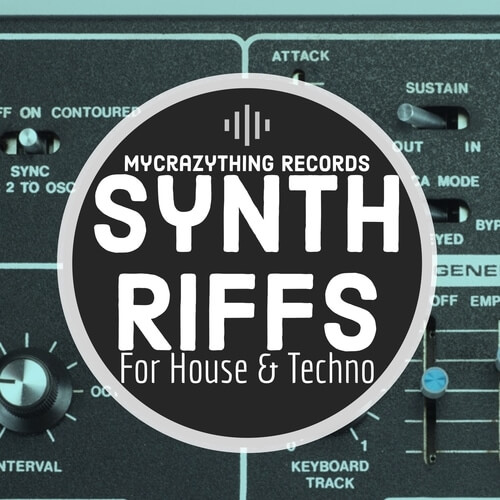 Synth Riffs for House & Techno