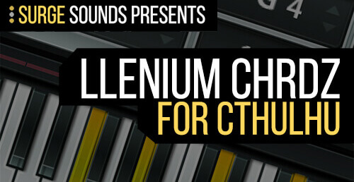 Includes bonus Cthulhu Chords presets