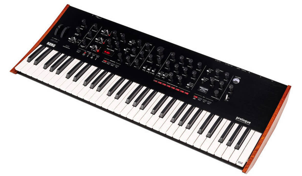 Korg Releases Prologue 2.0 Firmware Update, Adds Microtuning and Other Improvements