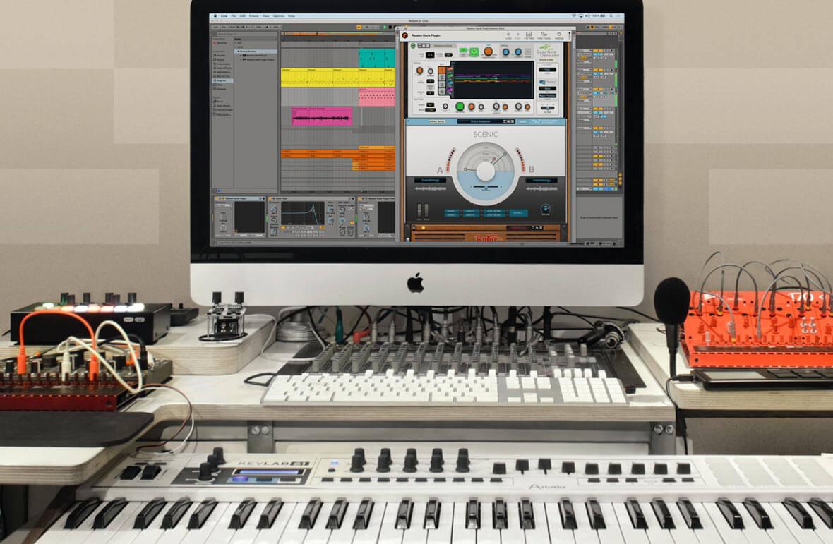 Reason Studios Releases Reason 11