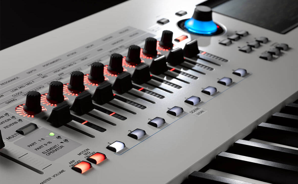 Yamaha Announces MONTAGE 3.0 and MODX 2.0 Updates