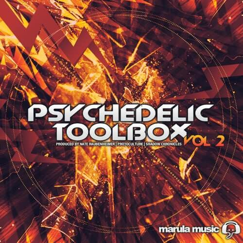 Psychedelic Toolbox Vol.2 By Marula Music