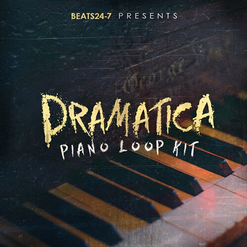 Dramatica (Piano MIDI + Loop Pack)