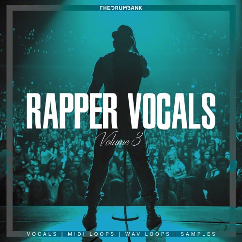 Rapper Vocals Vol.3