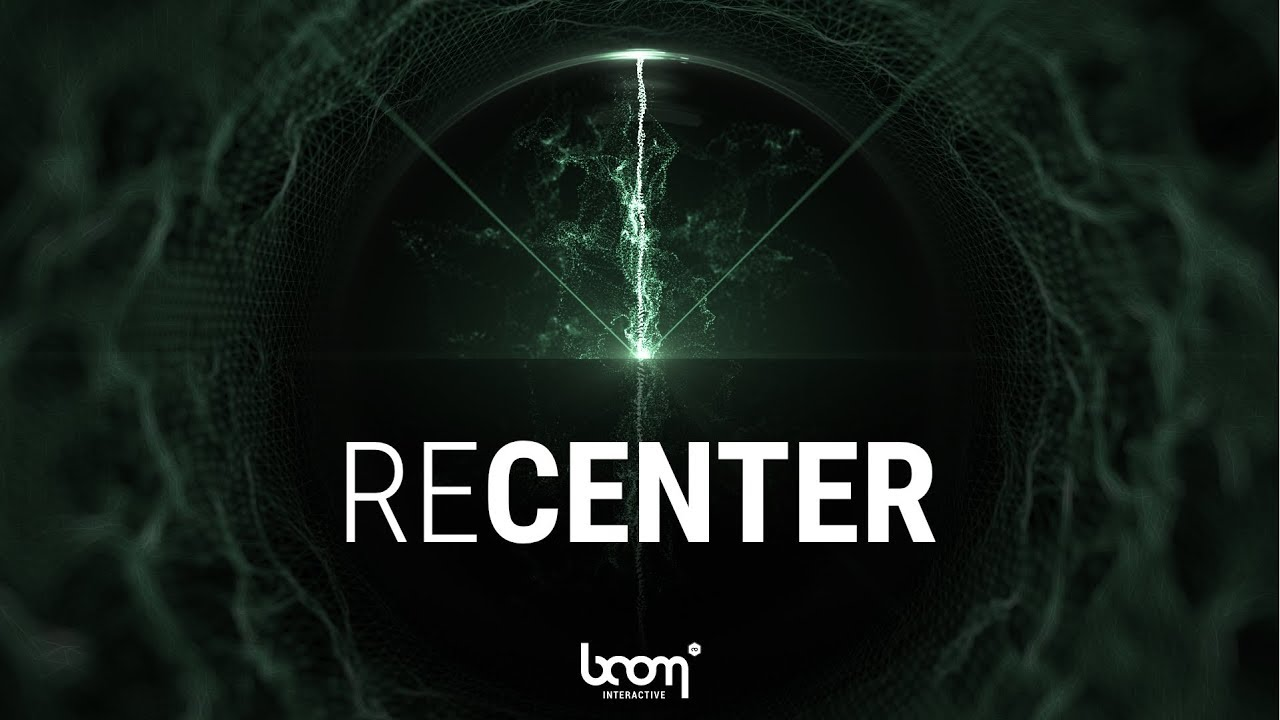 Video related to ReCenter